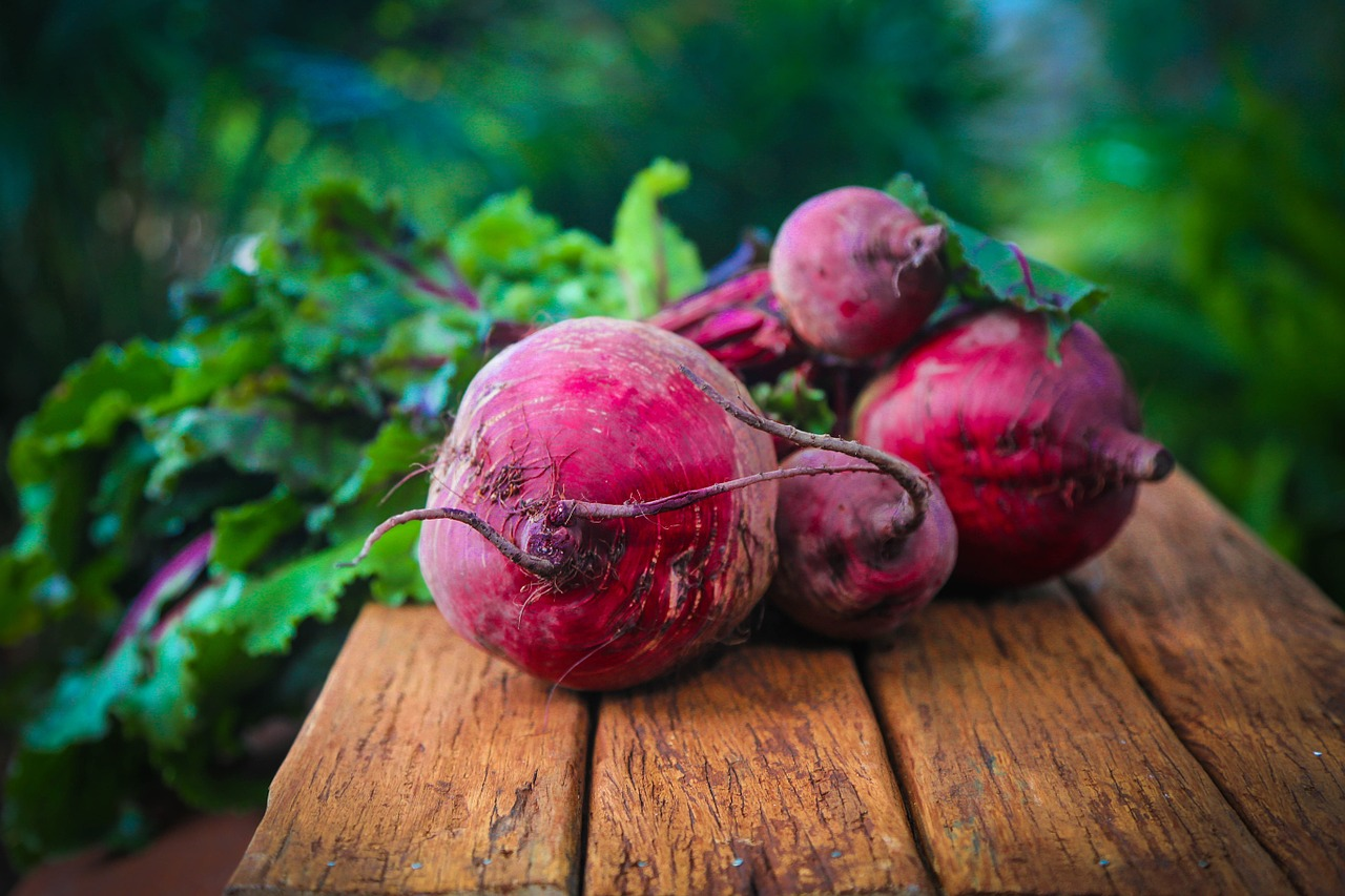 beetroot has been found to fight hair loss